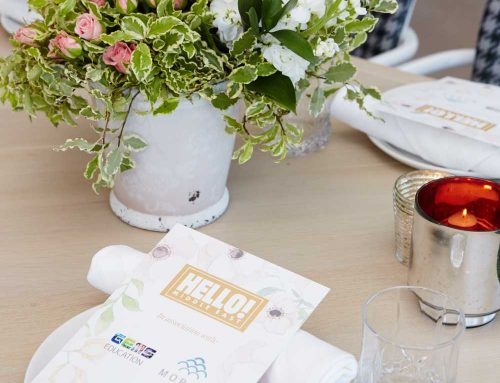 Rí na Mara sponsors Hello Magazine Society Luncheon