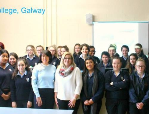 Talk at Dominican College, Galway