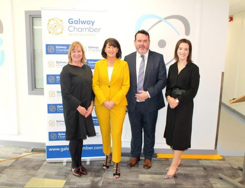 LEO and Galway Chamber of Commerce