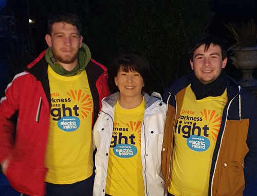 Darkness into Light 2021